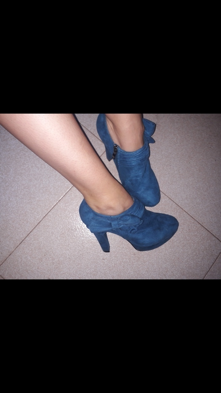 Mis zapatos favoritos - 1