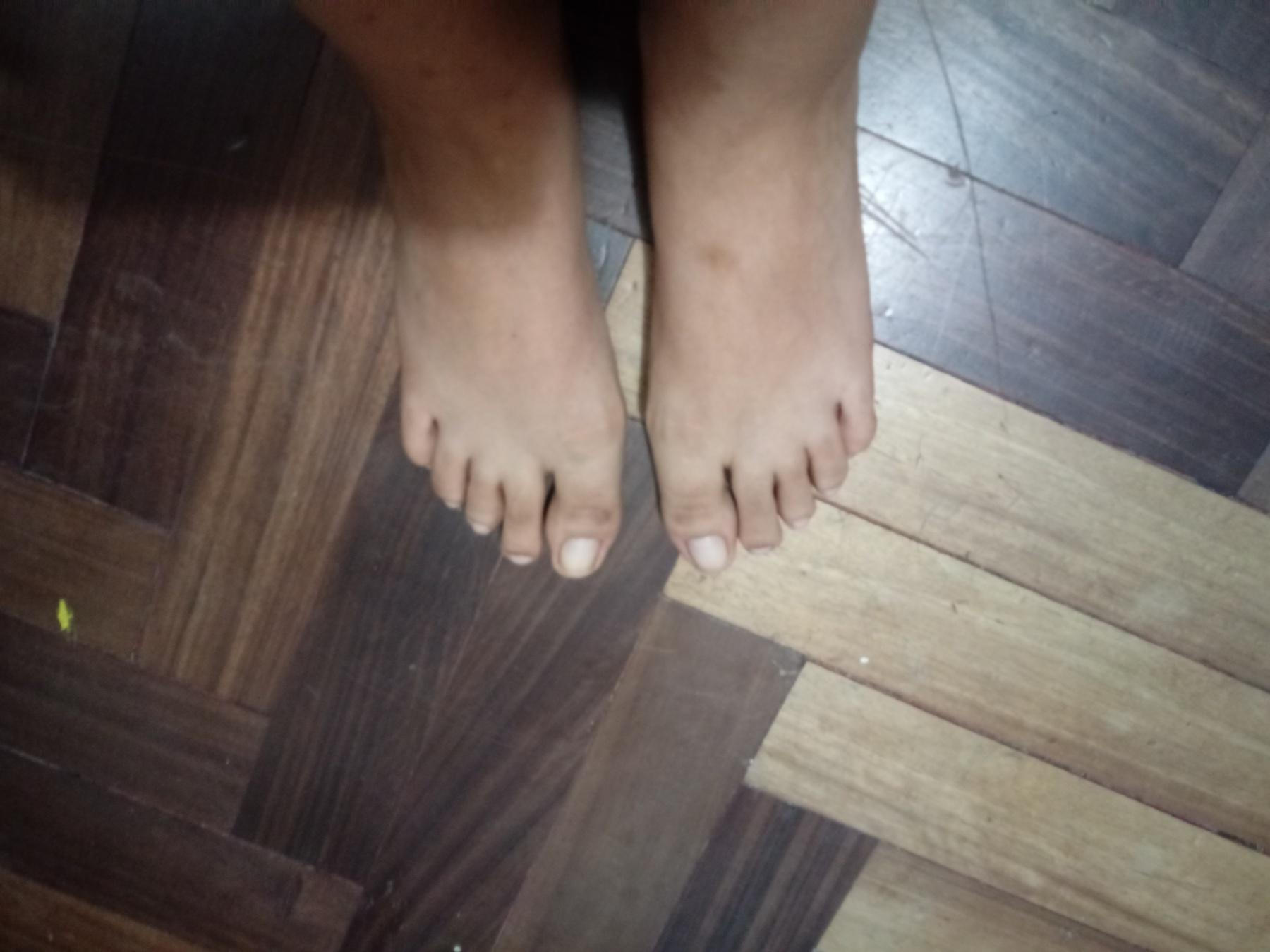 Fotos y video de mis pies