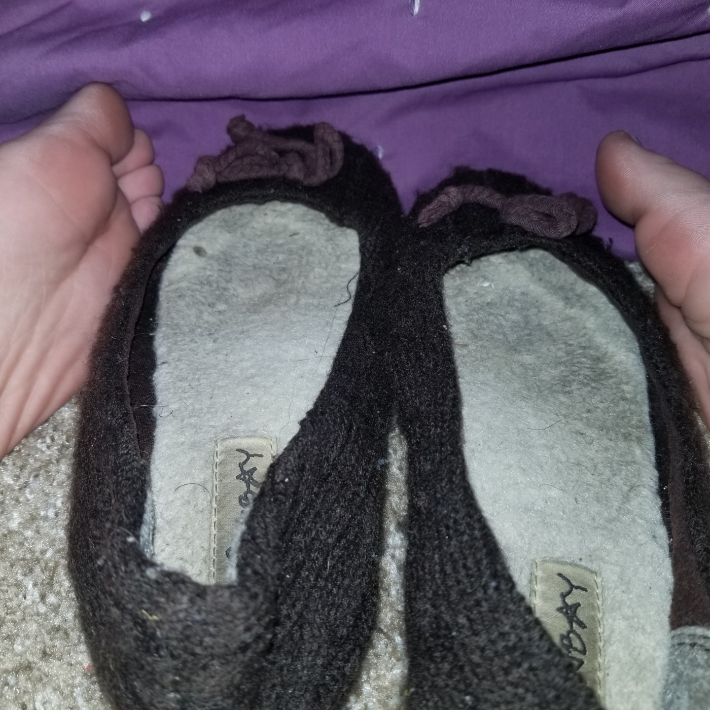 Delectable slippers - 2