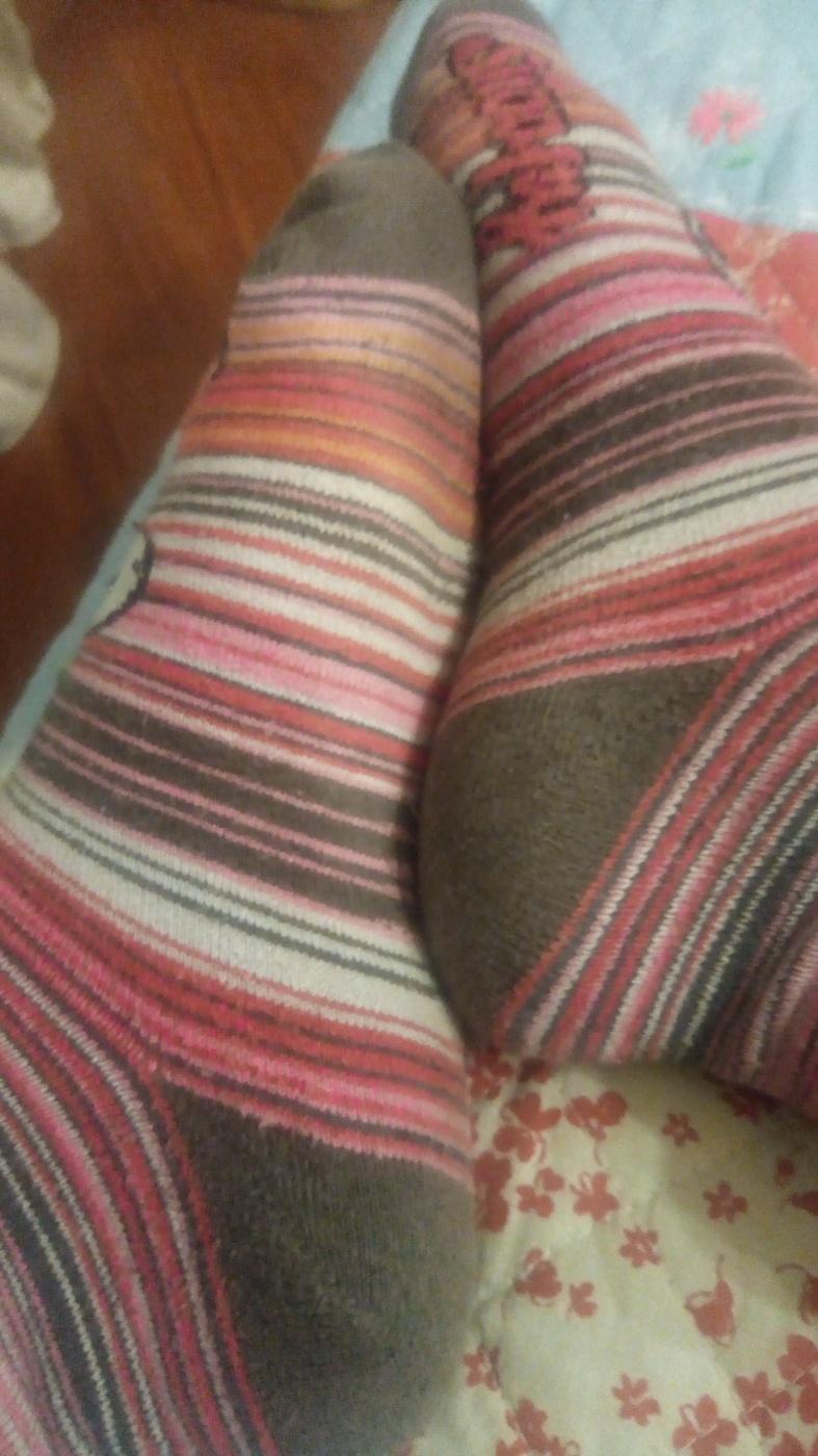 Vendo calzini Snoopy usati