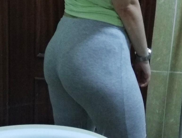 Los leggins de Daniela