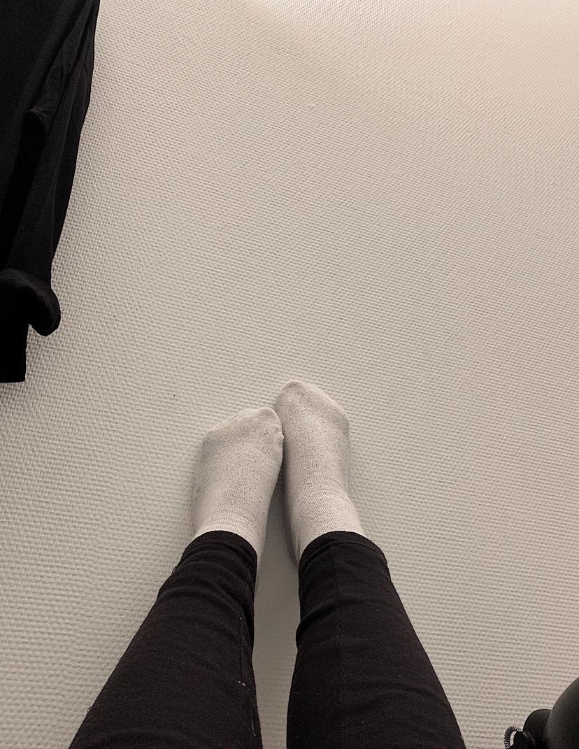 Calcetines usados