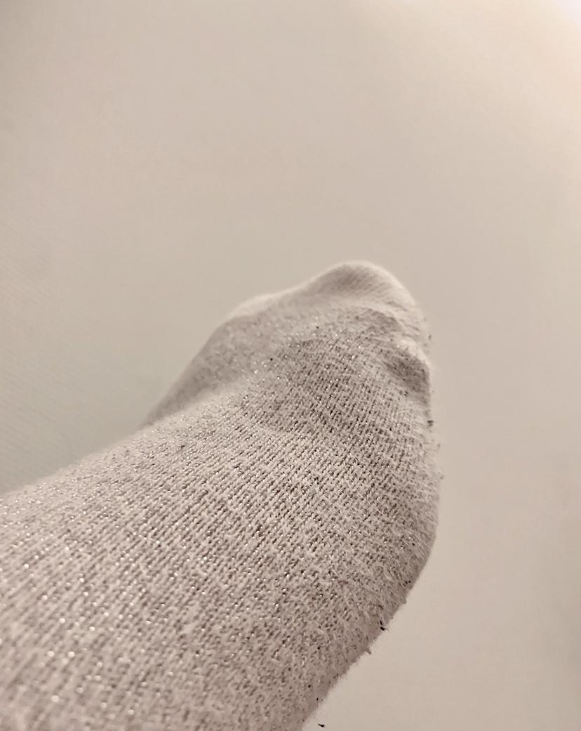 Calcetines usados - 2