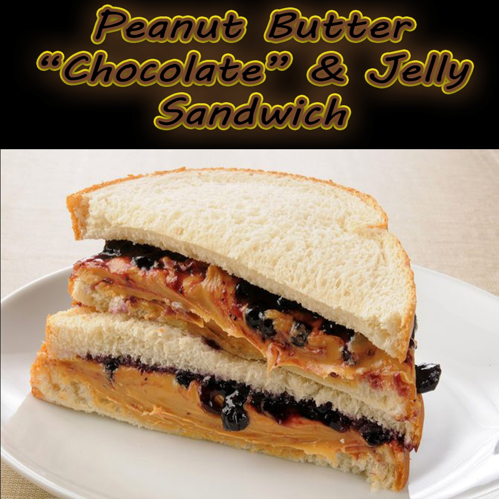 """Peanut Butter """"Chocolate&qu…"""