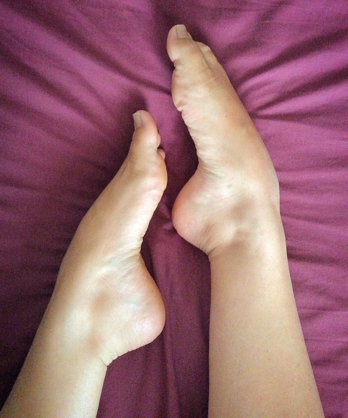 Custom feet photos