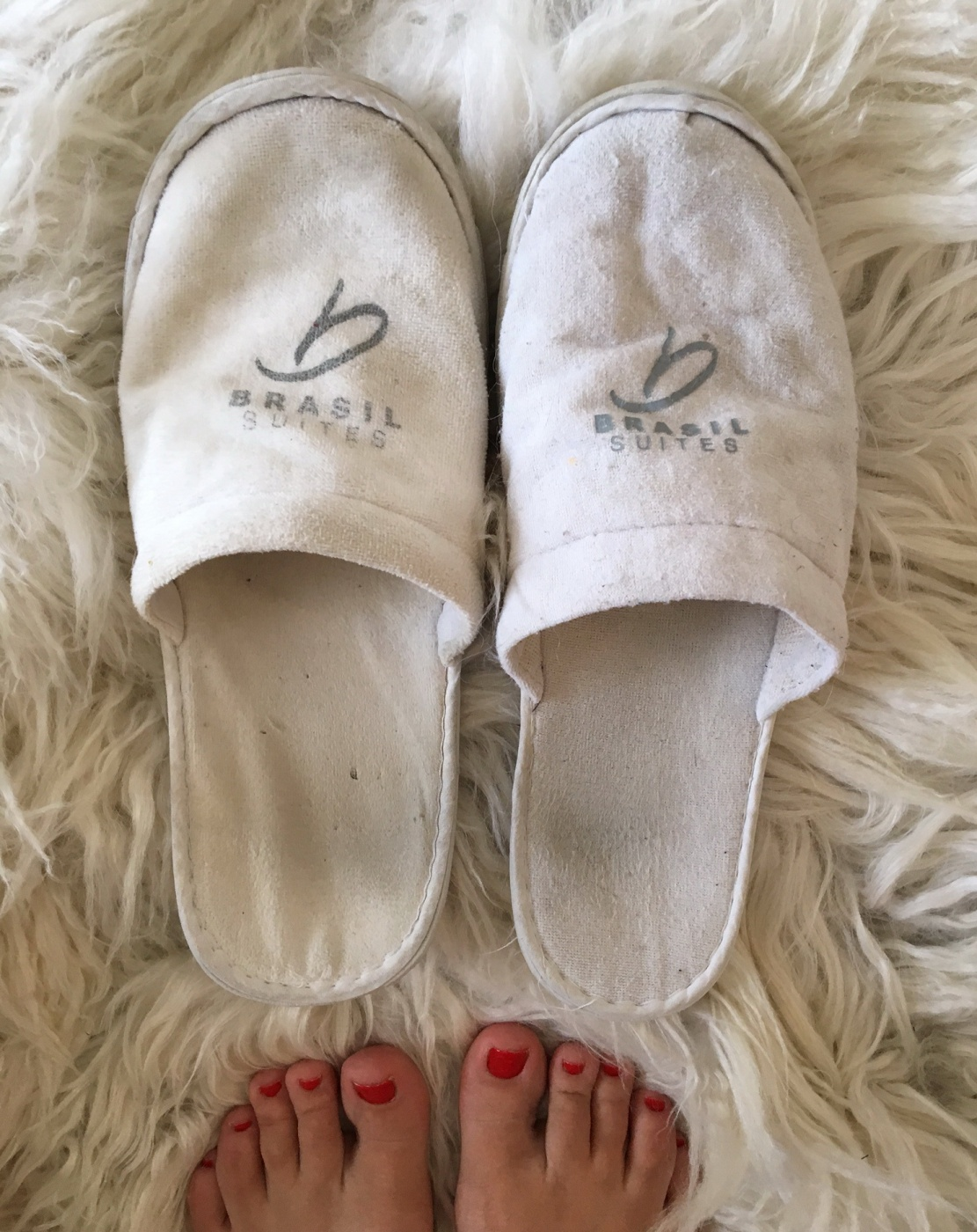 My well worn slippers - 2