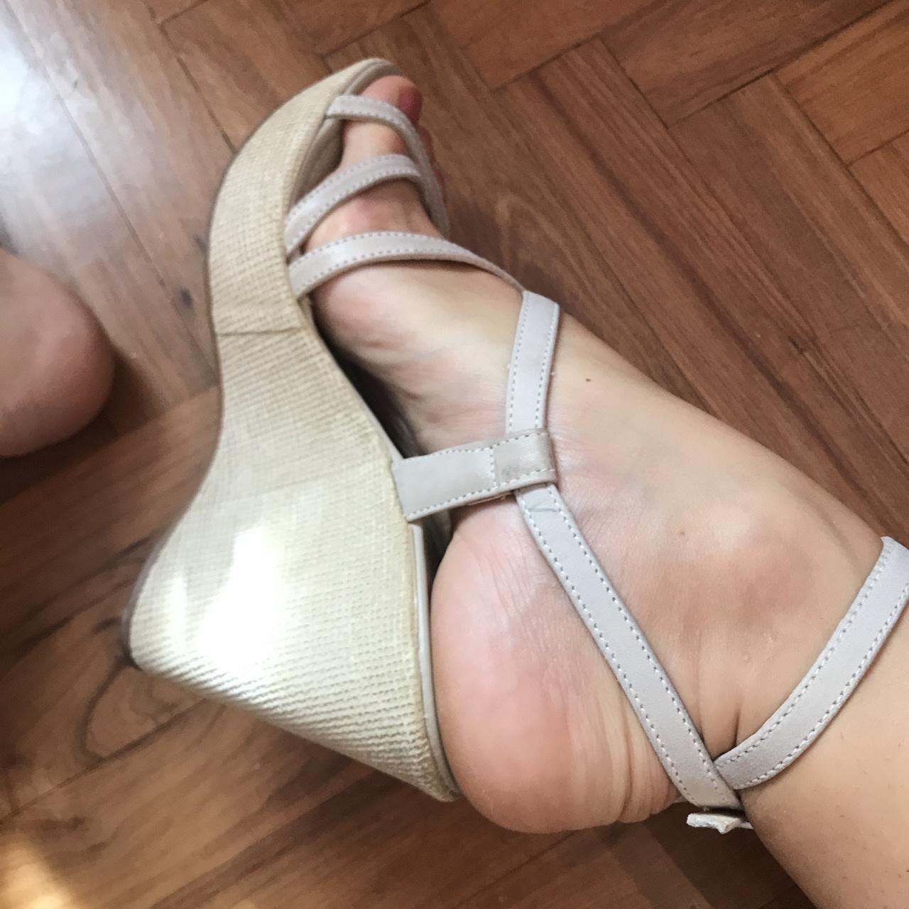 Vi piacciono i miei piedini?