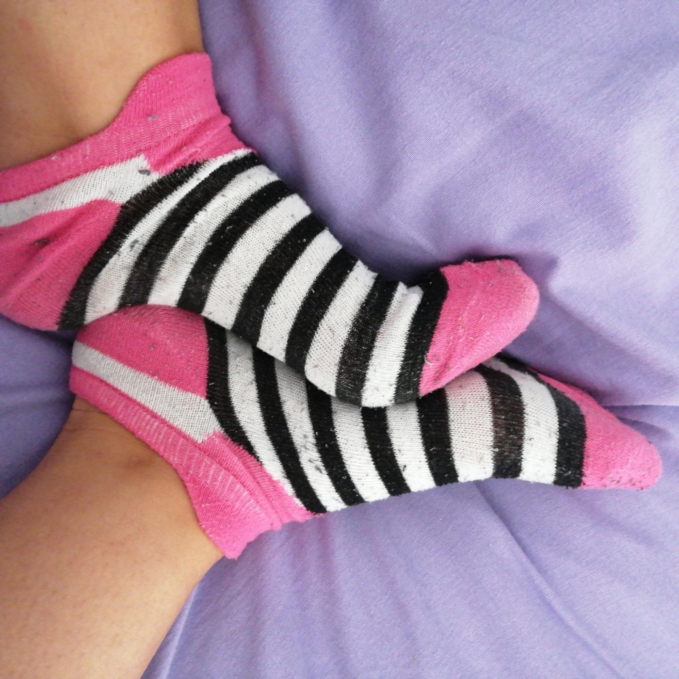 Mis calcetines usados